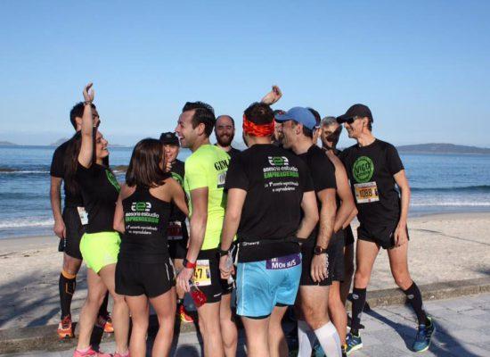Equipo Running vigo bailan